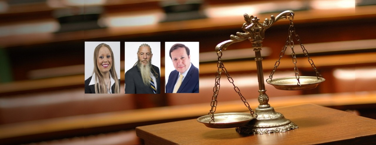 Patterson's List welcomes the following Barristers to the List